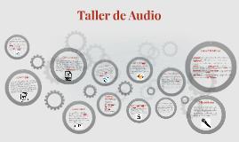 Taller de Audio