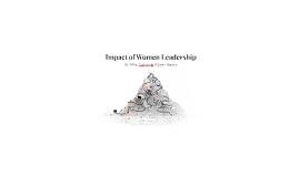 Impact of Women Leadership