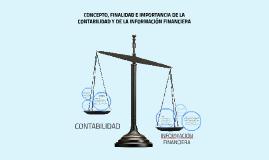 Copy of CONCEPTO Y FINALIDAD DE CONTABILIDAD Y DE LA INFORMACION FINANCIERA