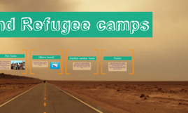 Aysulum and Refugee camps