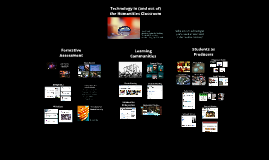 Technology in (and out of) the Humanities Classroom