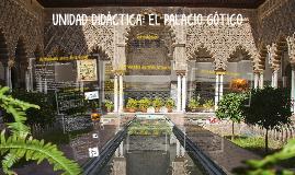 Copia de UNIDAD DIDÁCTICA: EL PALACIO GÓTICO