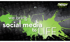 [VFDA] 2013] Cutting Through The Hype: Is Social Media Worthless?