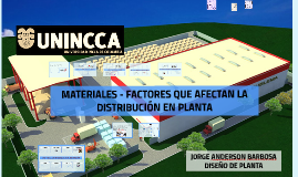Copy of FACTORES QUE AFECTAN LA DISTRIBUCIÓN EN PLANTA