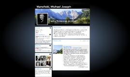 Mansfield, Michael Joseph