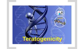 Copy of teratogenecity