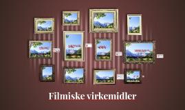 Filmiske virkemidler til brobygning