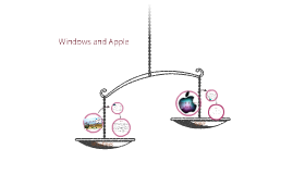 windows y apple