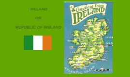 IRELAND OR