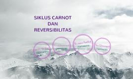 SIKLUS CARNOT DAN REVERSIBILITAS