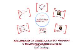 Ginástica Moderna: os métodos ginásticos europeus