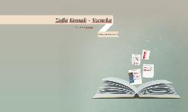 Zofia Kossak - Szcucka
