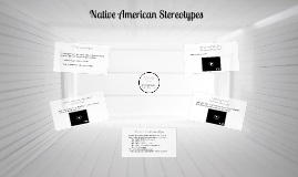 Stereotypes in Native American Music