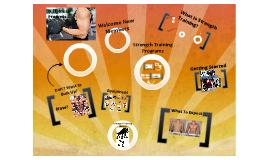 Strength Training at G.J Fitness