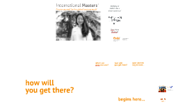 CHINA INTERNATIONAL MASTERS EADA