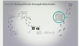 Copy of Copy of Copy of Republiek der Zeven Verenigde Nederlanden 1515 -1648 De opstand begint
