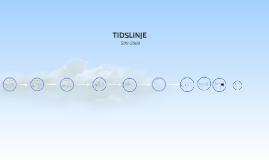 Copy of TIDSLINJE