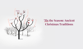 'Tis the Season: Ancient Christmas Traditions