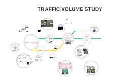 TRAFFIC VOLUME STUDY (INTERSECTION)