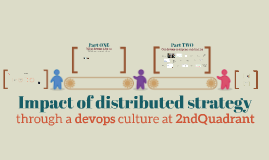 Impact of distributed strategy through a devops culture at 2ndQuadrant
