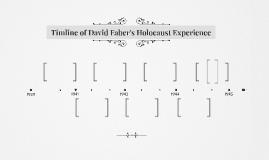 Timline of David Faber's Ho