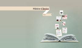 Copy of Musica Clasica