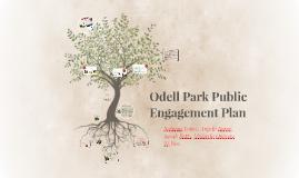 Odell Park Public Engagement Plan
