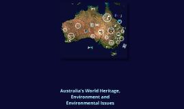 Australia's Environment