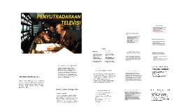 PENYUTRADARAAN TELEVISI
