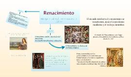Humanismo, Renacimiento y Revolución Científica