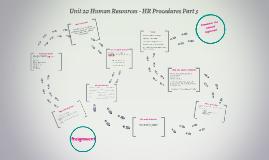 HR A2 Part 3 - Induction