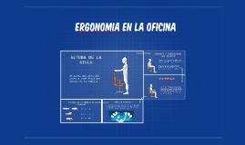 ergonomia en la oficina