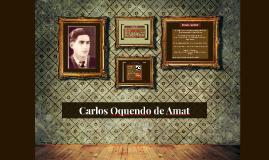 Carlos Oquendo de Amat