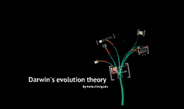 Darwin's evolution theory
