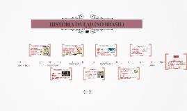 História da EAD (no Brasil)