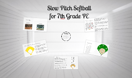 Copy of Slow Pitch Softball