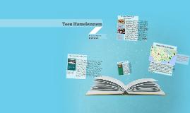 Teen Homelessness