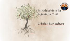 Introducción A La Ingenería Civil