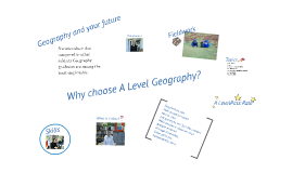 Copy of A Level Geography