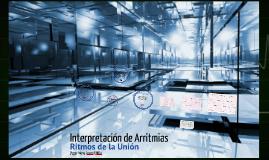 Interpretación de Arritmias_Ritmos de la Unión