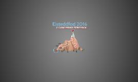 Eisteddfod 2016: Y Canlyniad Terfynol