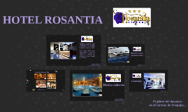HOTEL ROSANTIA