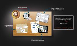 Impacto de la implementación de un sistema digital de inspec