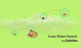 Lean Mean French Cuisine