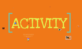 Psychology Report - TASTING (Activity)