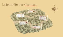La tempête par Garneau