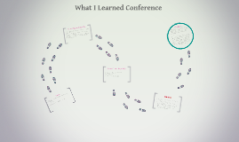 What I Learned Conference