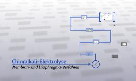 Chloralkali-Elektrolyse
