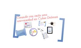 Creando la universidad de Cyber-seguridad