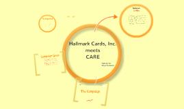Hallmark meets Care